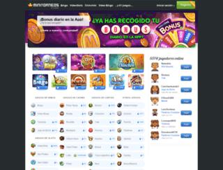 minitorneos.com screenshot