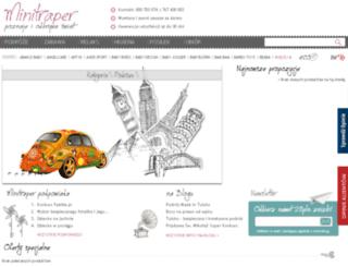 minitraper.pl screenshot