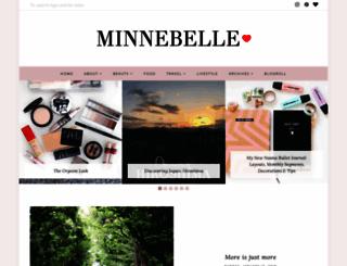minnebelle.com screenshot