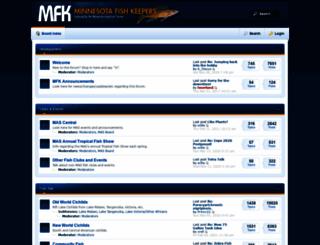 minnfish.com screenshot