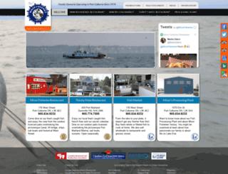 minorfisheries.net screenshot