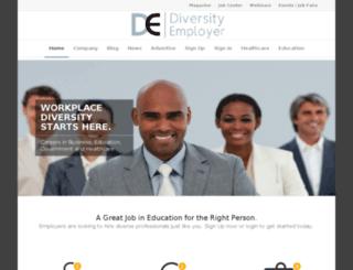minorityteacher.com screenshot