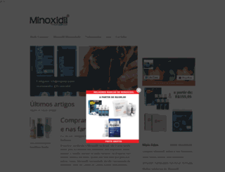 minoxidilbr.com screenshot