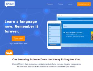 mint.iknow.co.jp screenshot