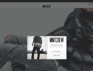 mintcrew.com screenshot