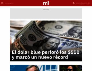minutouno.com.ar screenshot