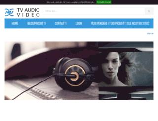 mioaudiovideo.it screenshot