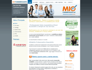 miocommercialista.net screenshot