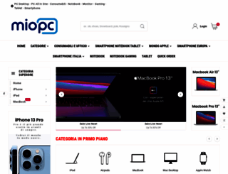 miopc.it screenshot