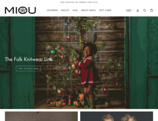 mioukids.com screenshot