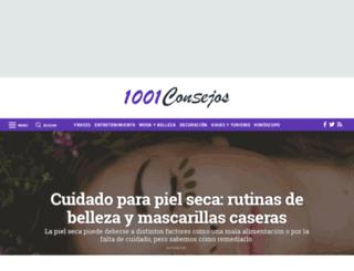 mipagina.1001consejos.com screenshot