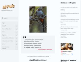 mipais.jmarcano.com screenshot