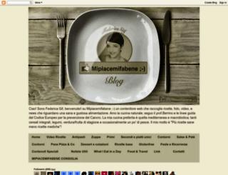 mipiacemifabene.blogspot.it screenshot