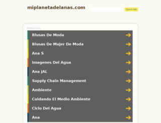 miplanetadehilitosylanas.blogspot.com screenshot