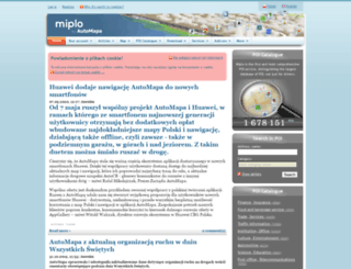 miplo.pl screenshot