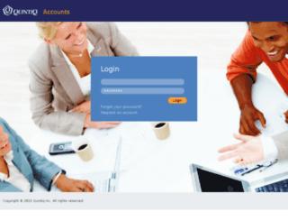 mira.quintiq.com screenshot