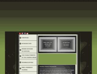 miracleinthespider.imanisiteler.com screenshot
