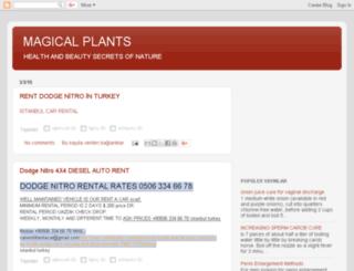 miraculoushealthcures.blogspot.com screenshot