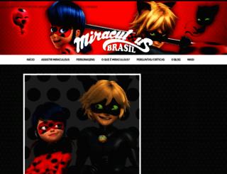 miraculousladybugbr.blogspot.com.br screenshot