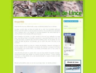 miradadelince.wordpress.com screenshot