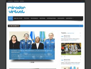 miradorvirtual.com.ar screenshot