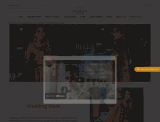 miragecollection.com screenshot