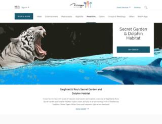 miragehabitat.com screenshot