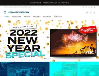 miragevisiontv.com screenshot