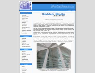 miralles.com screenshot