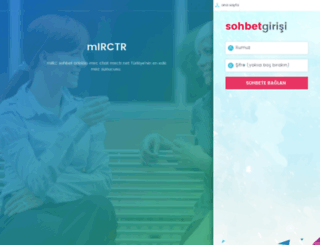 mirctr.net screenshot