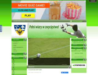 mirkowgks.futbolowo.pl screenshot