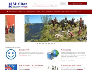 mirliton.it screenshot