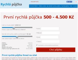 miroslavdolin.rychlepujcky.info screenshot