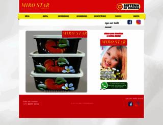 mirostar.com.br screenshot