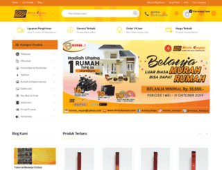 mirotakampus.com screenshot