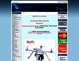 mirp.net screenshot