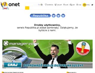 mirpralat.republika.pl screenshot