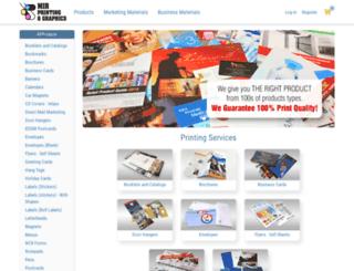 mirprint.com screenshot