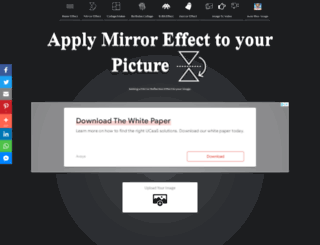 mirroreffect.net screenshot