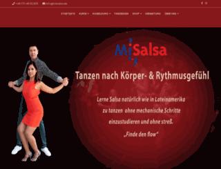 misalsa.de screenshot