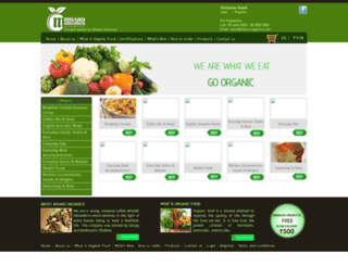 misano-organico.com screenshot