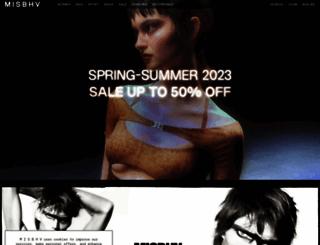 misbhv.com screenshot