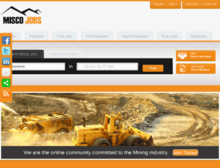 miscojobs.com screenshot