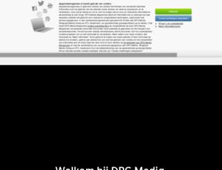 misdaadjournalist.web-log.nl screenshot