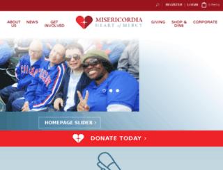 misericordia2015-design.idevdesign.net screenshot