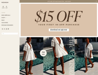 mishkah.com.au screenshot