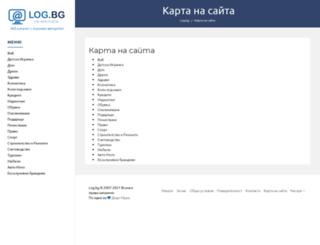 mishki.log.bg screenshot