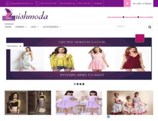 mishmodakids.com screenshot