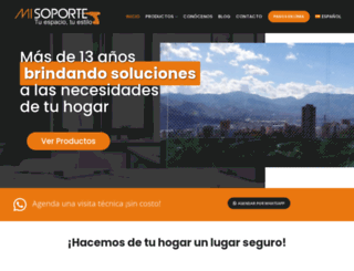misoporte.co screenshot