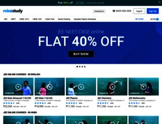 misostudy.com screenshot